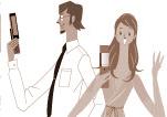 太中トシヤの仕事/webサイト内特集ページの恋占いイラスト